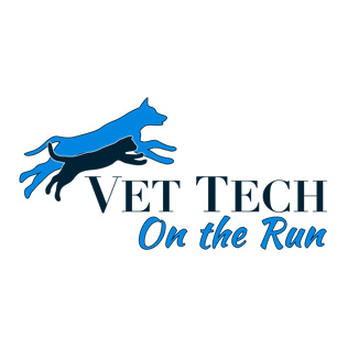 Vet Tech On The Run Logo