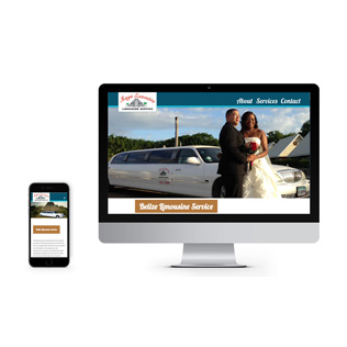 Maya Executive Limousine Service Website