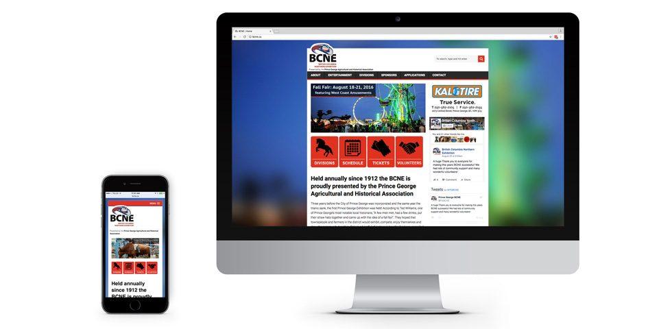 BCNE Website